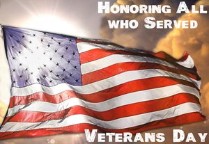Honoring our Veterans – Hardwood Homecomings